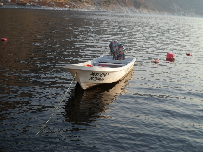 Zimapan Yaisa Corrales lancha guia pesca anglers bass lobina caña carrete rapala ts2