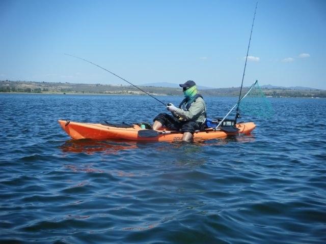hook1 kayak donde pescar pro fishing anglers bass house lobina