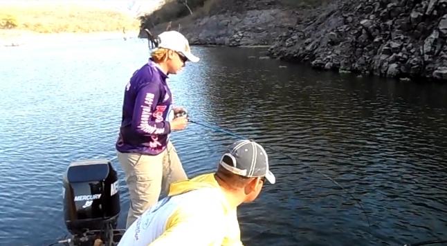 TS2 Rapala Lobina Bass El Salto