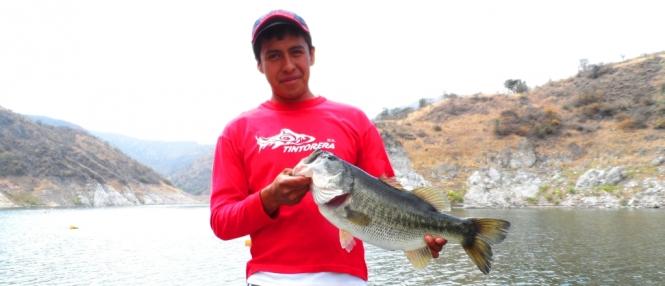 zimapan guiade pesca Dani Villeda Donde Pescar lobina